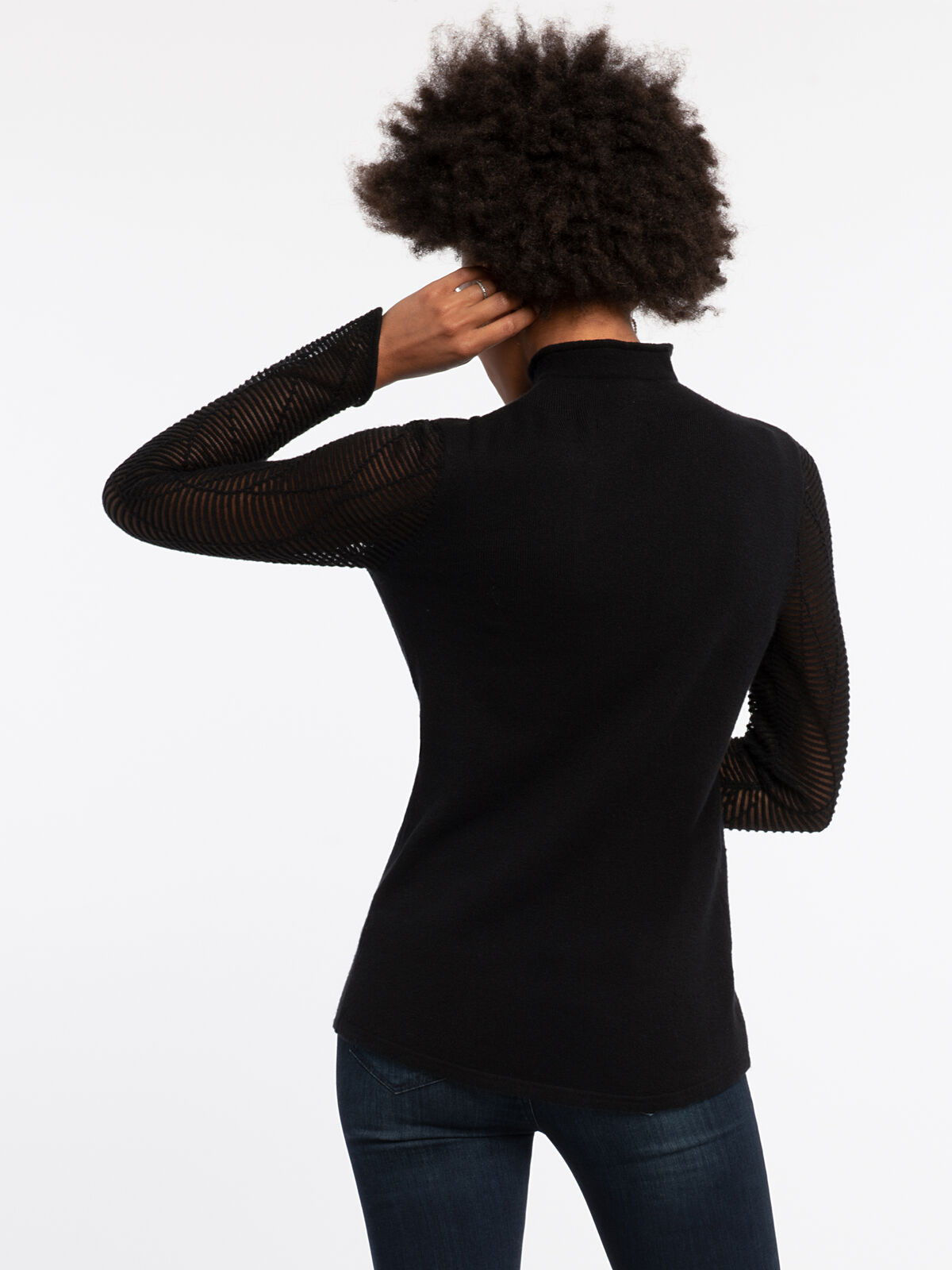 Night Shift Sweater