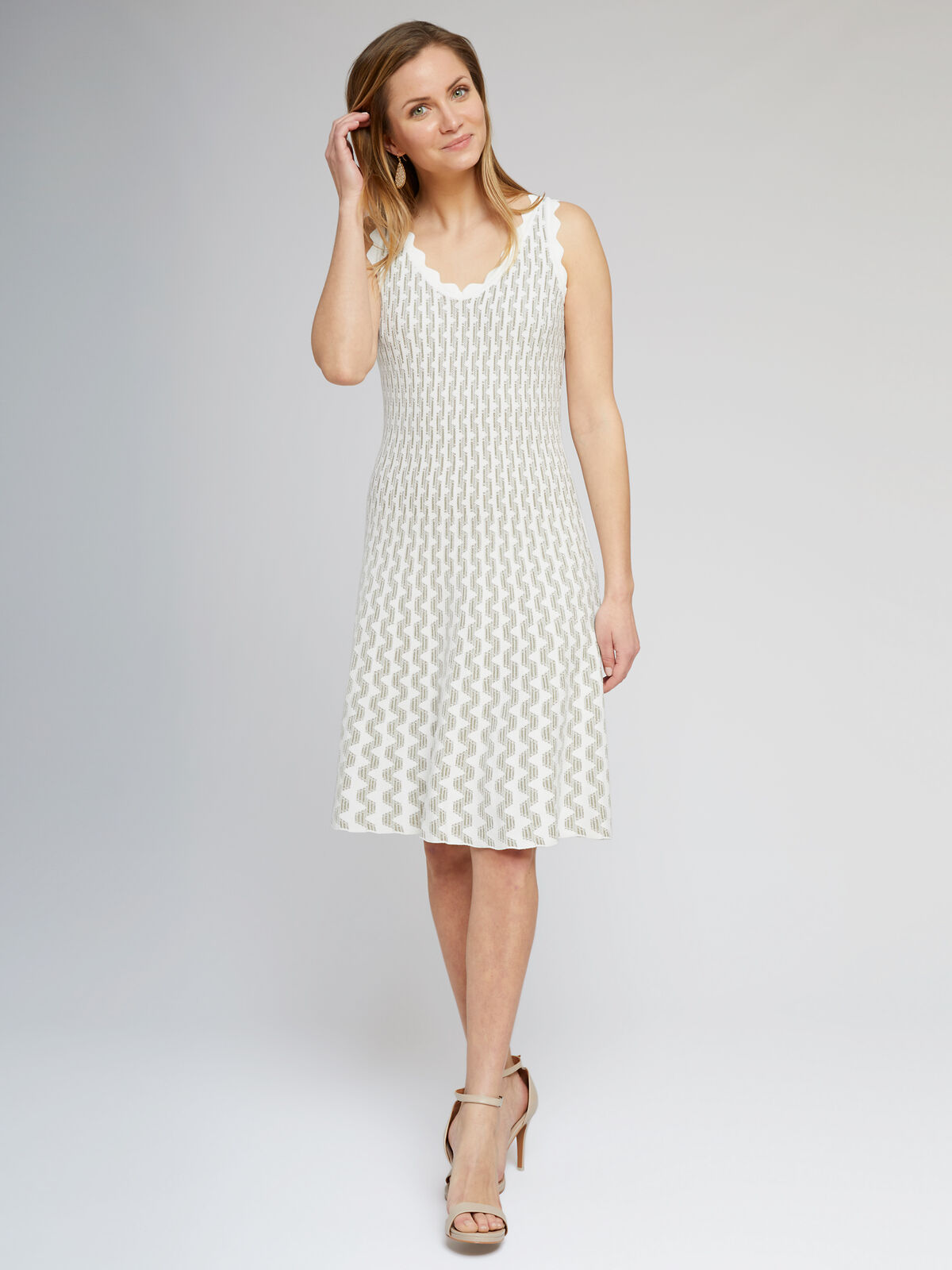Spring Fling Twirl Dress