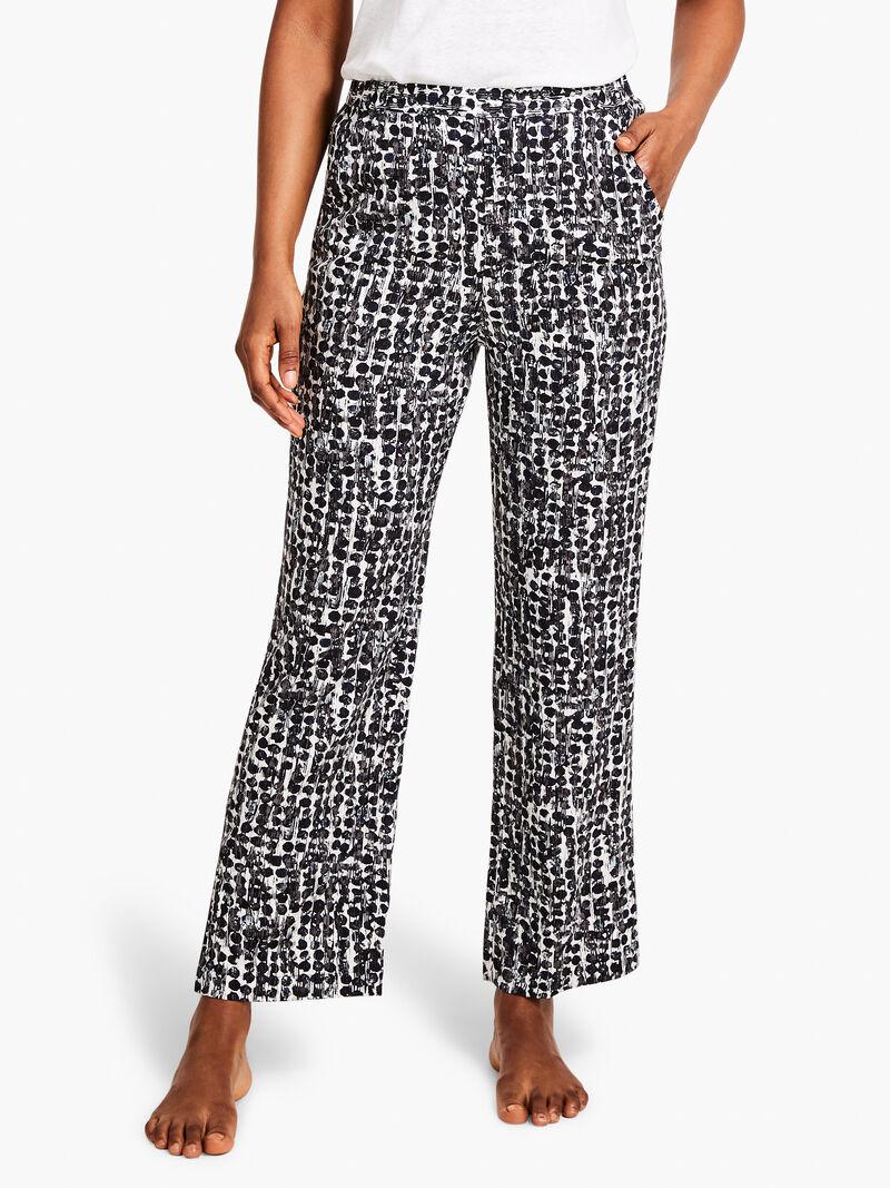 Raining Dot Pajama Bottom