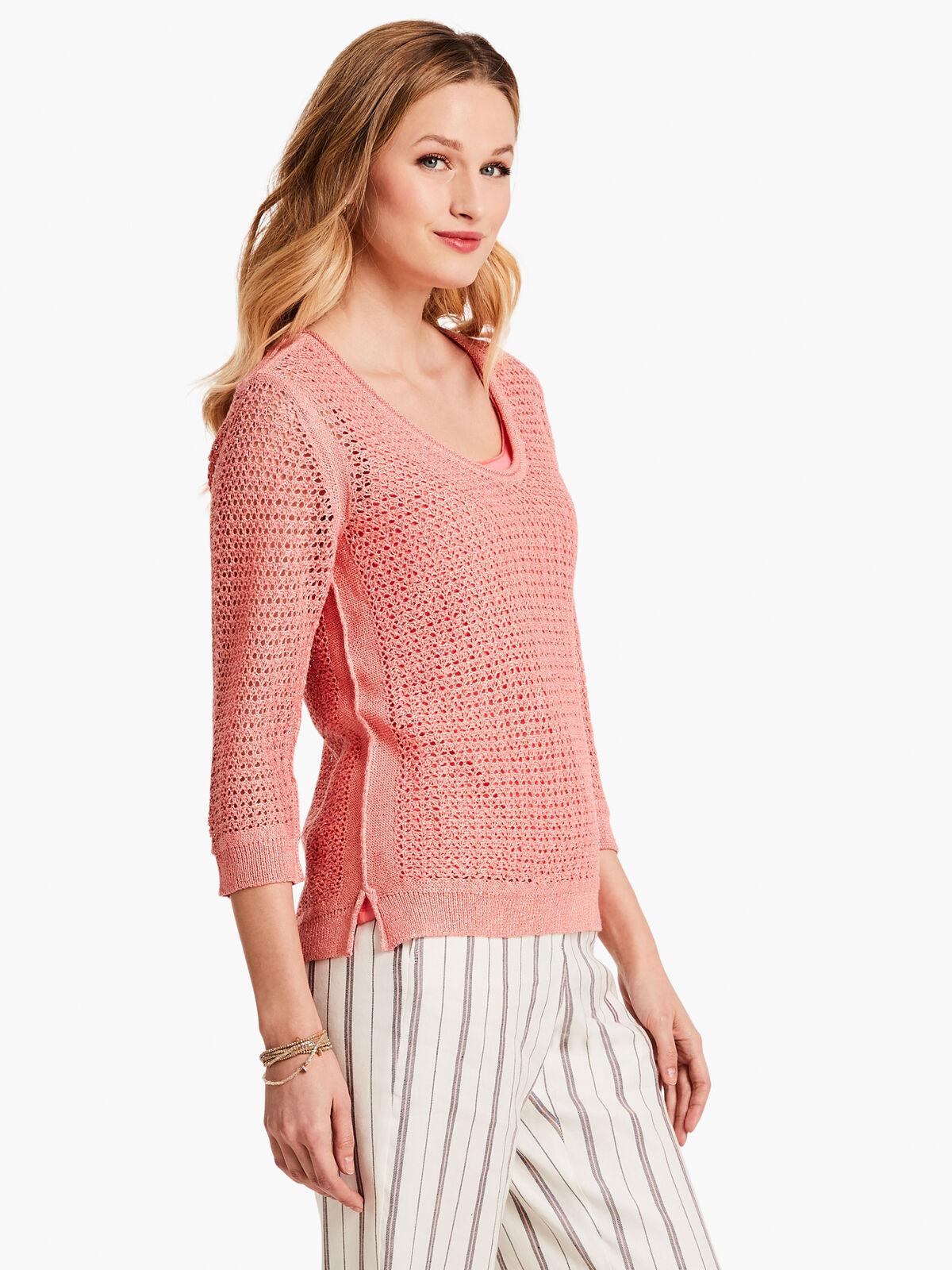 Tangelo Sweater