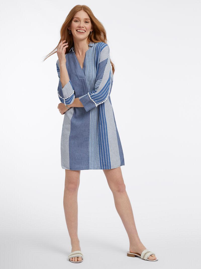 Fiji Linen Dress image number 3