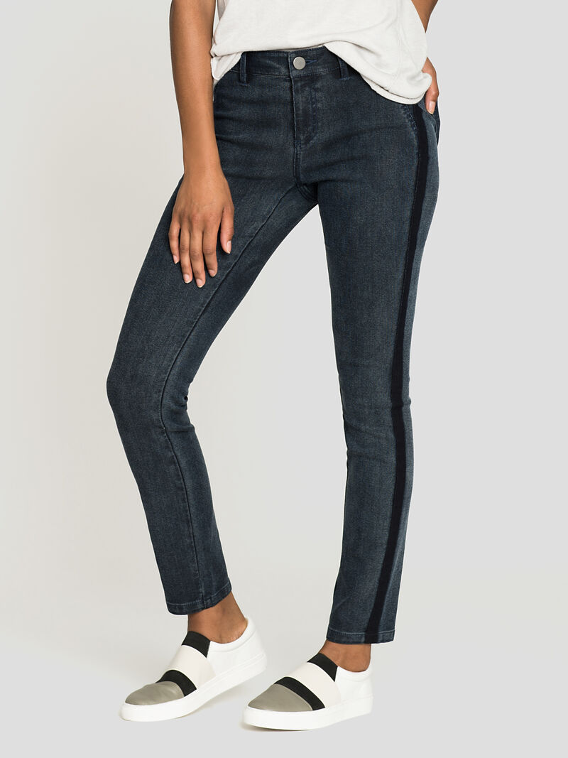 Shadow Wash Denim Pant
