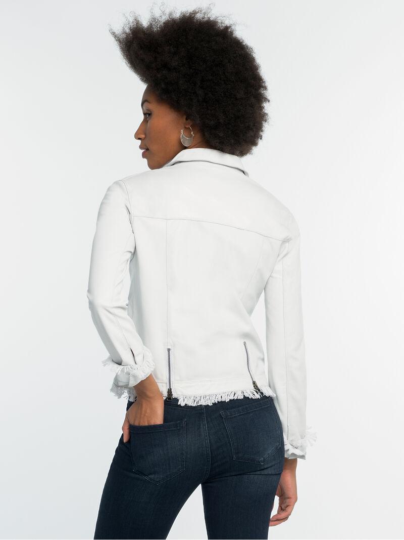 Alexa Washable Leather Jacket image number 2