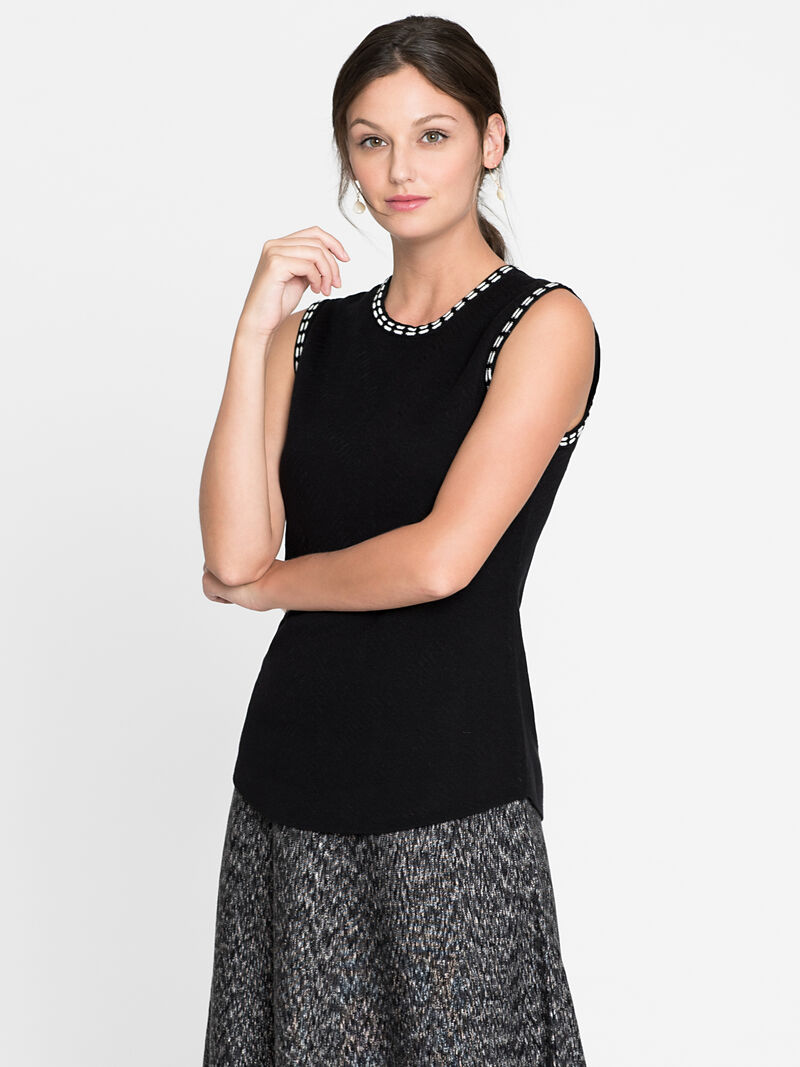 Double Stitch Top