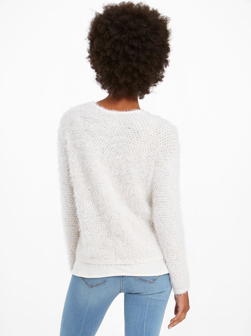 The Right Fluff Sweater image number 3