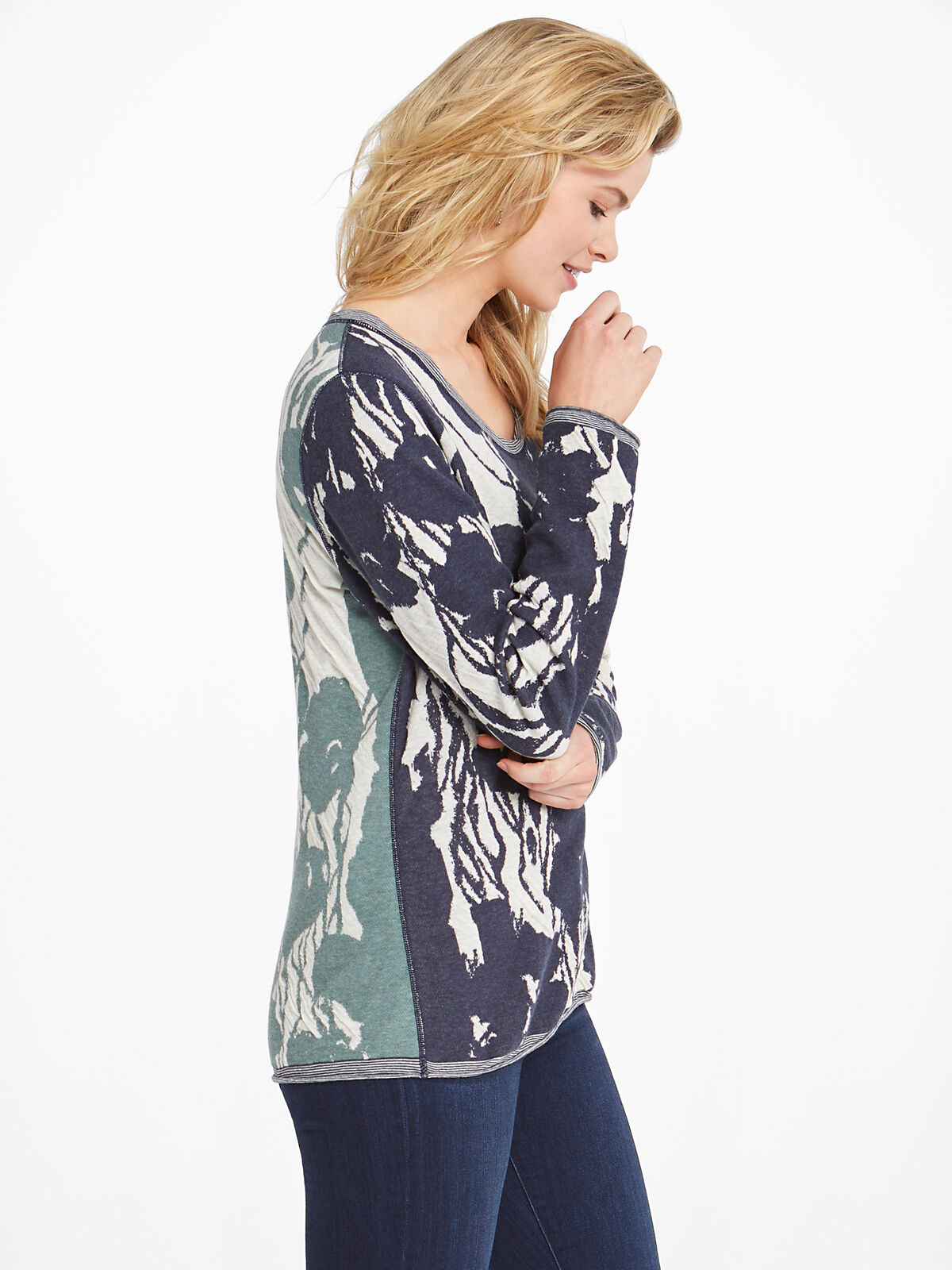 Wildflower Sweater