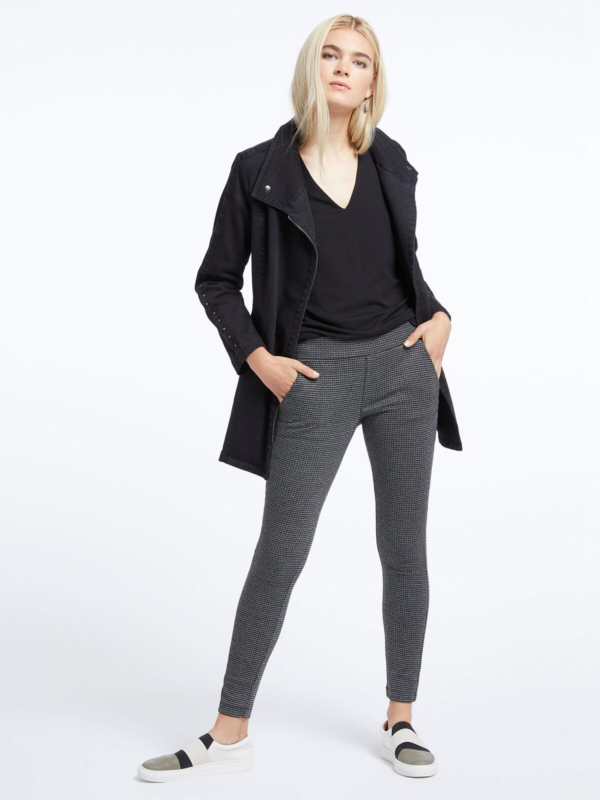 Pattern Knit Pant