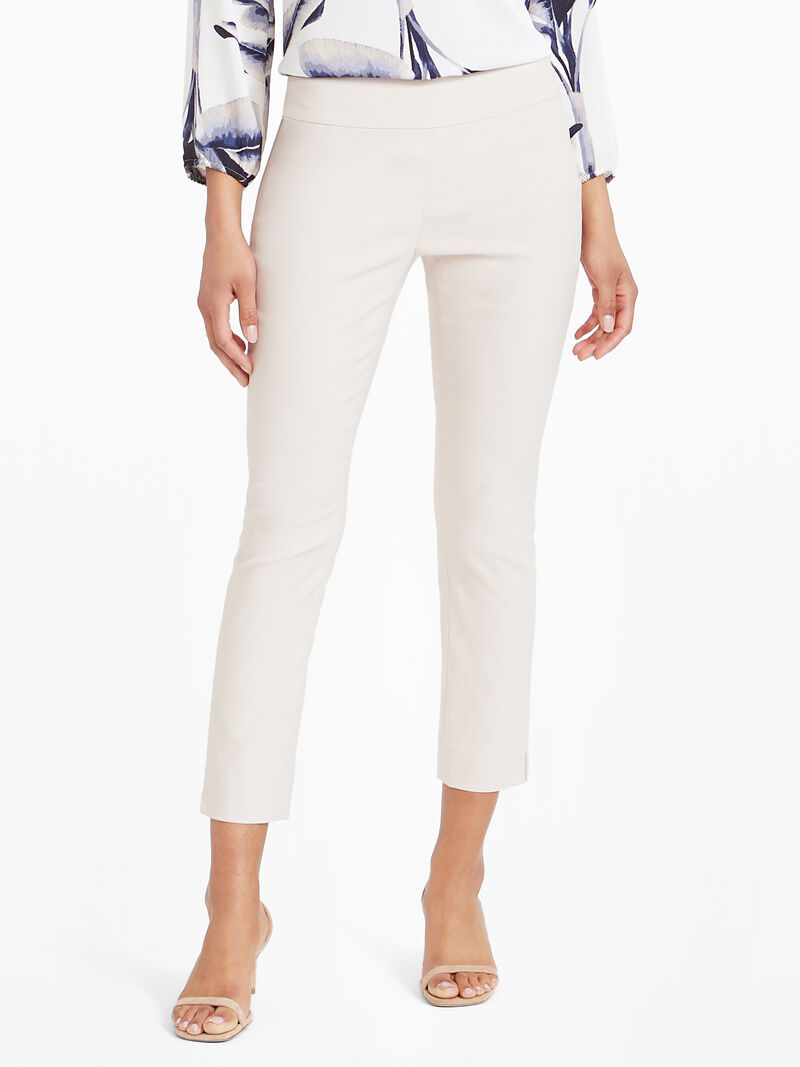 Crop Polished Wonderstretch Pant