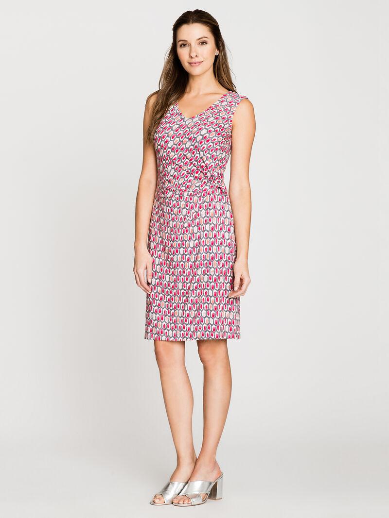 Bright Stone Twist Dress
