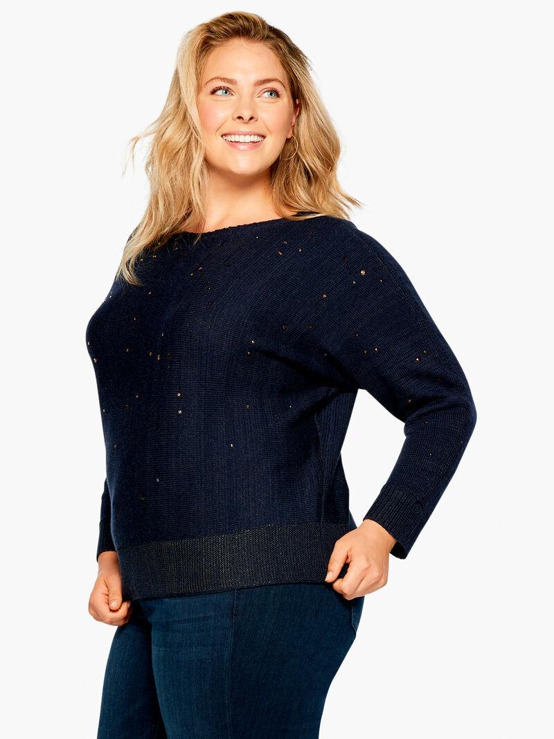 Falling Stars Sweater