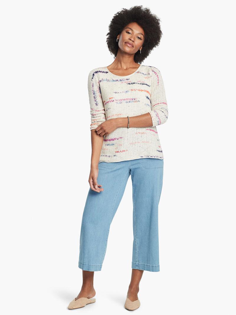 Sunset Stripe Sweater image number 4