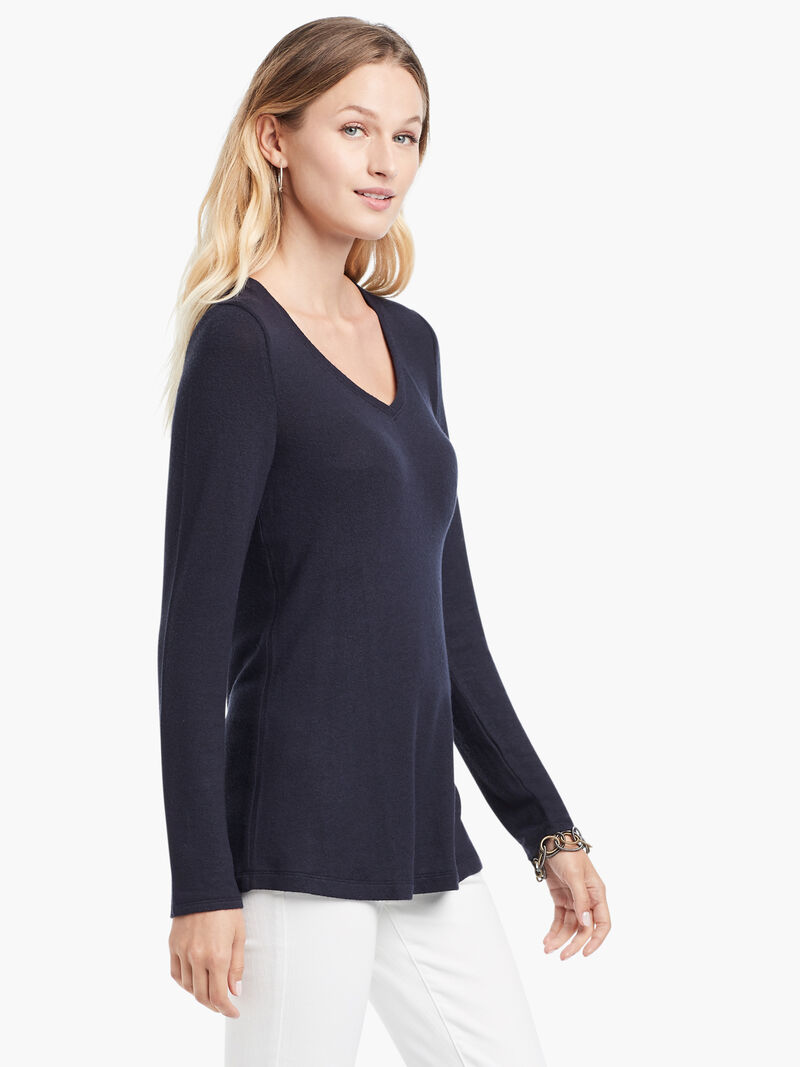 Sweet Dreams V-Neck Top