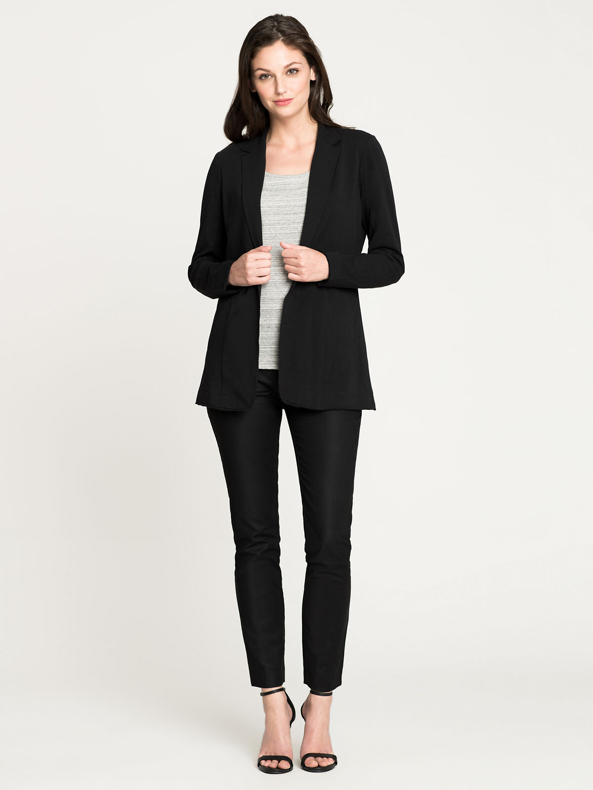 Perfect Seamed Jacket