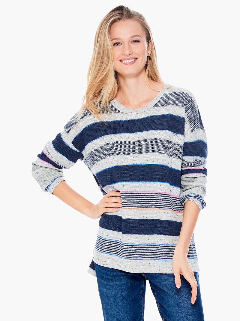 Dashing Rainbow Sweater