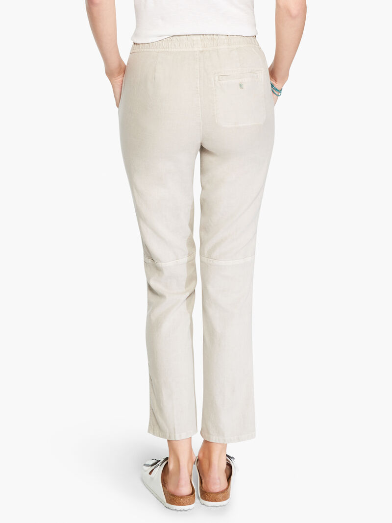 Linen Stretch All Around Pant image number 3