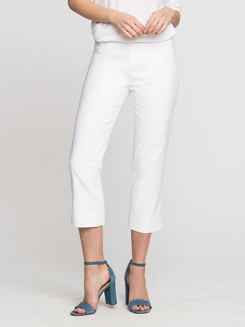 The Perfect Pant Side Zip Crop image number 1