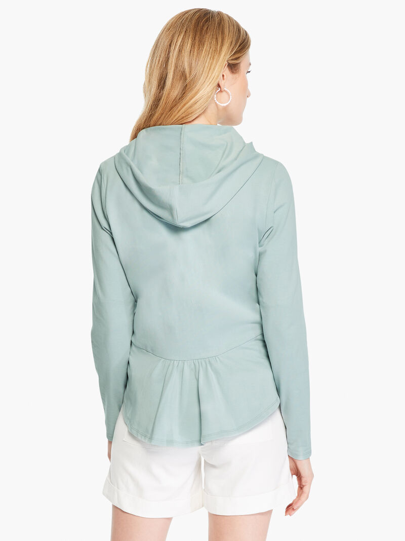 Ruffled Up Perfect Knit Jacket image number 2