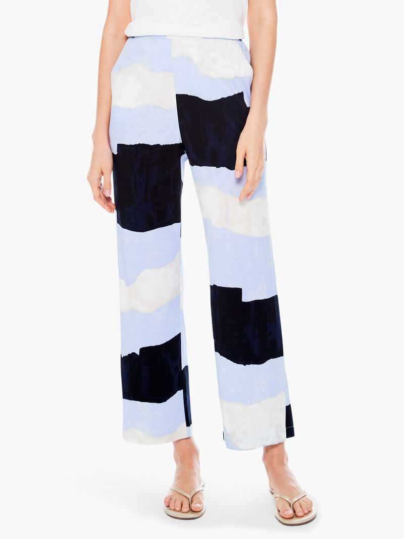 In The Clouds Printed Pant