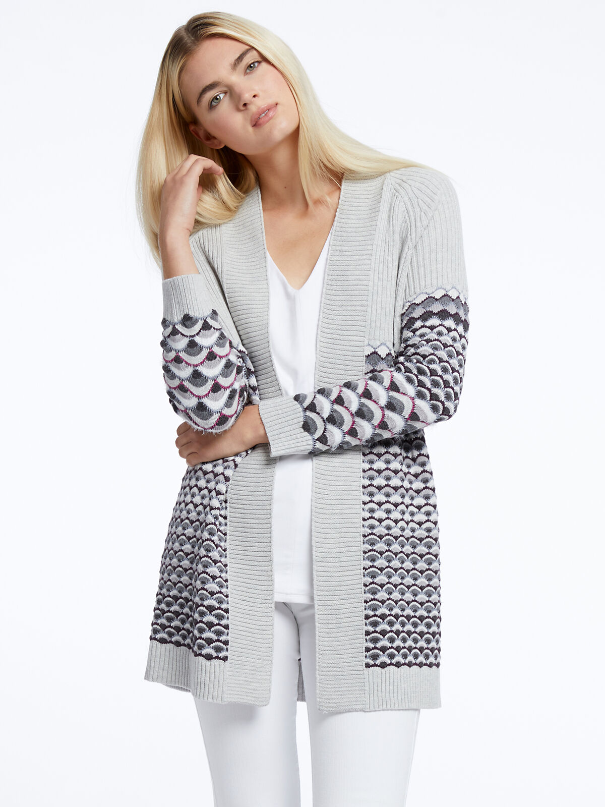 Twist And Turn Cardigan