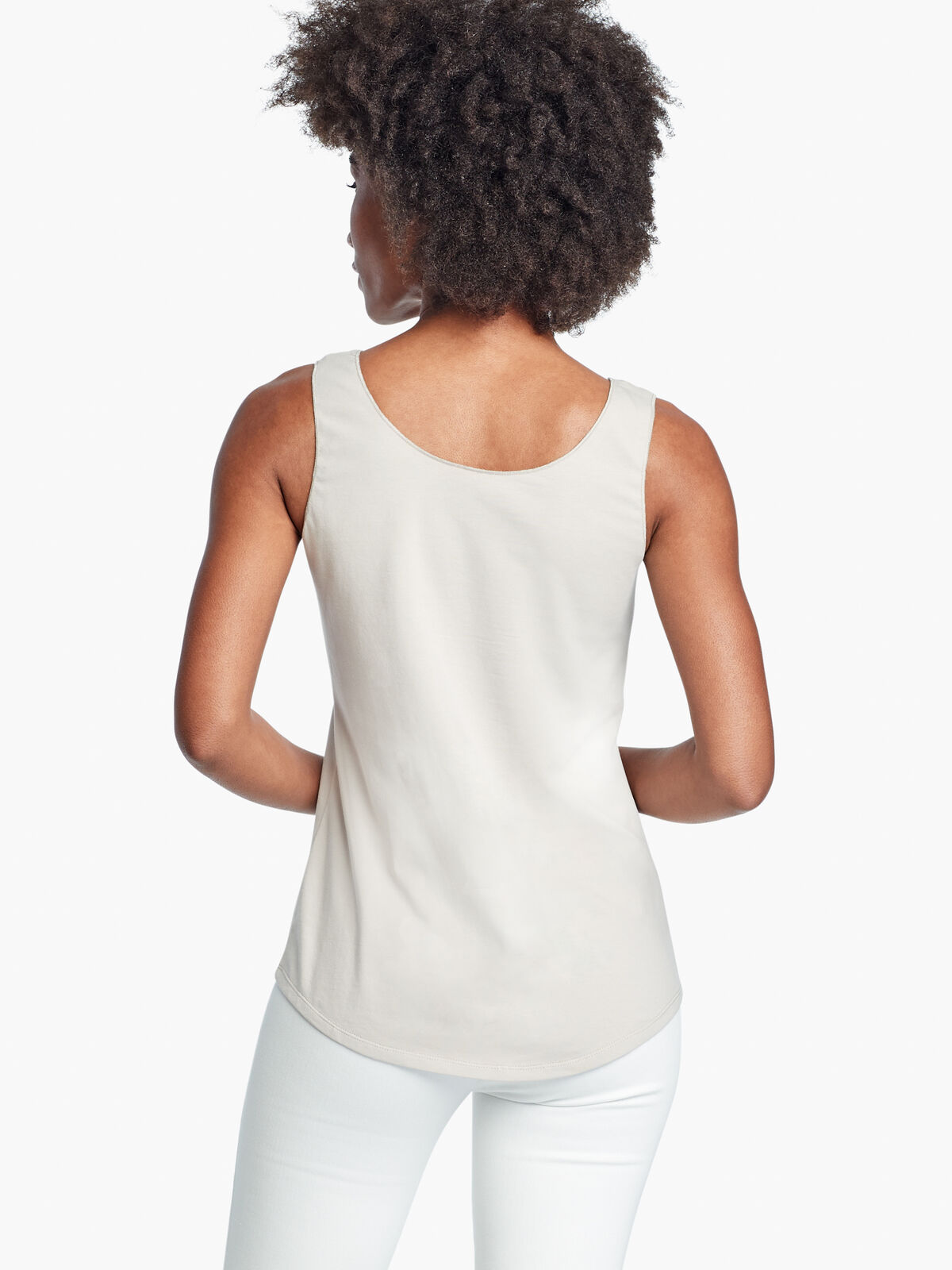 Shirt Tail Perfect Tank