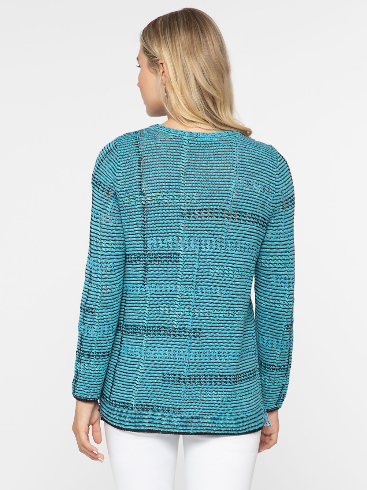 LINE OF WORK SWEATER
