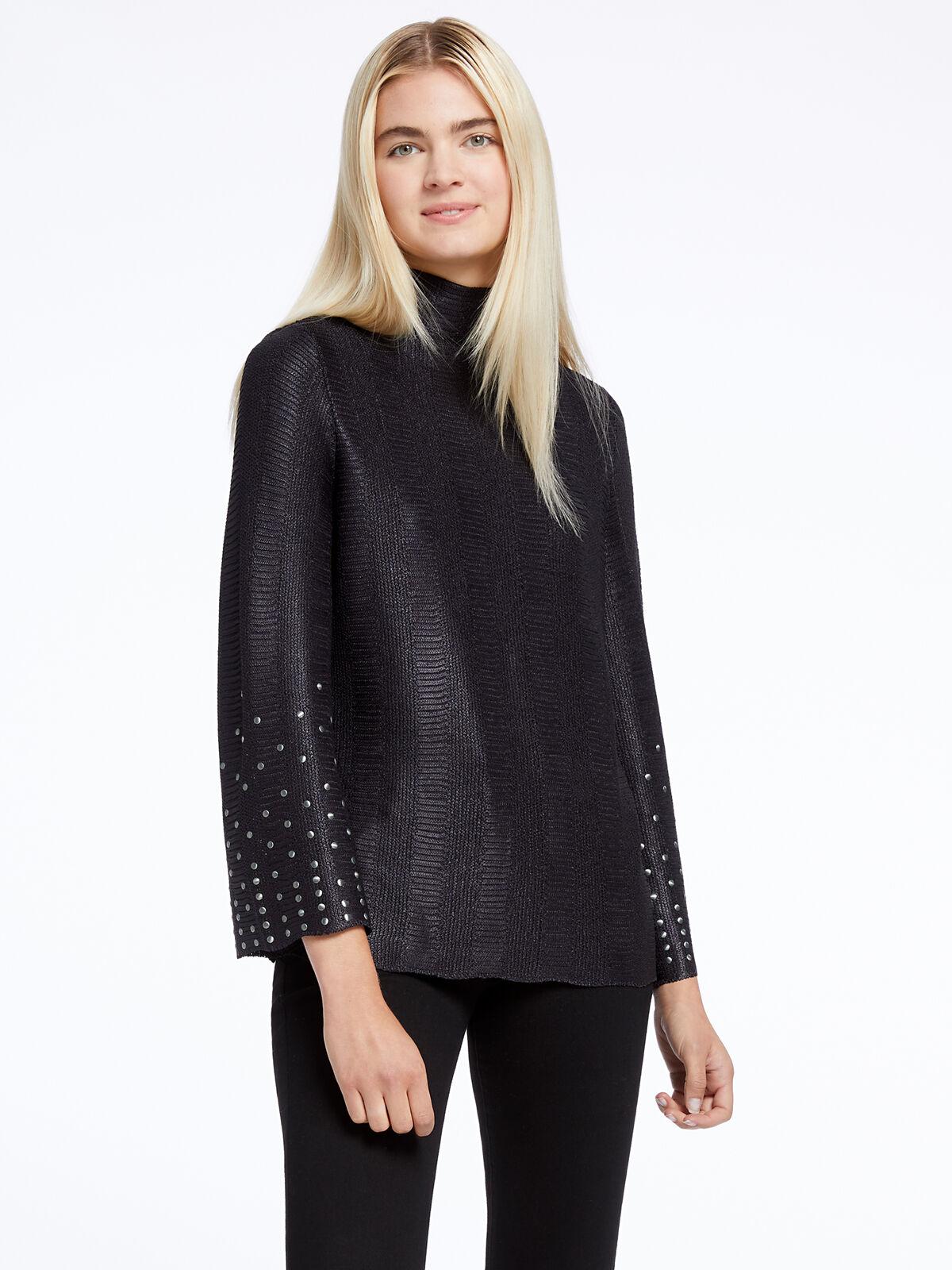 Rewind Stud Sweater