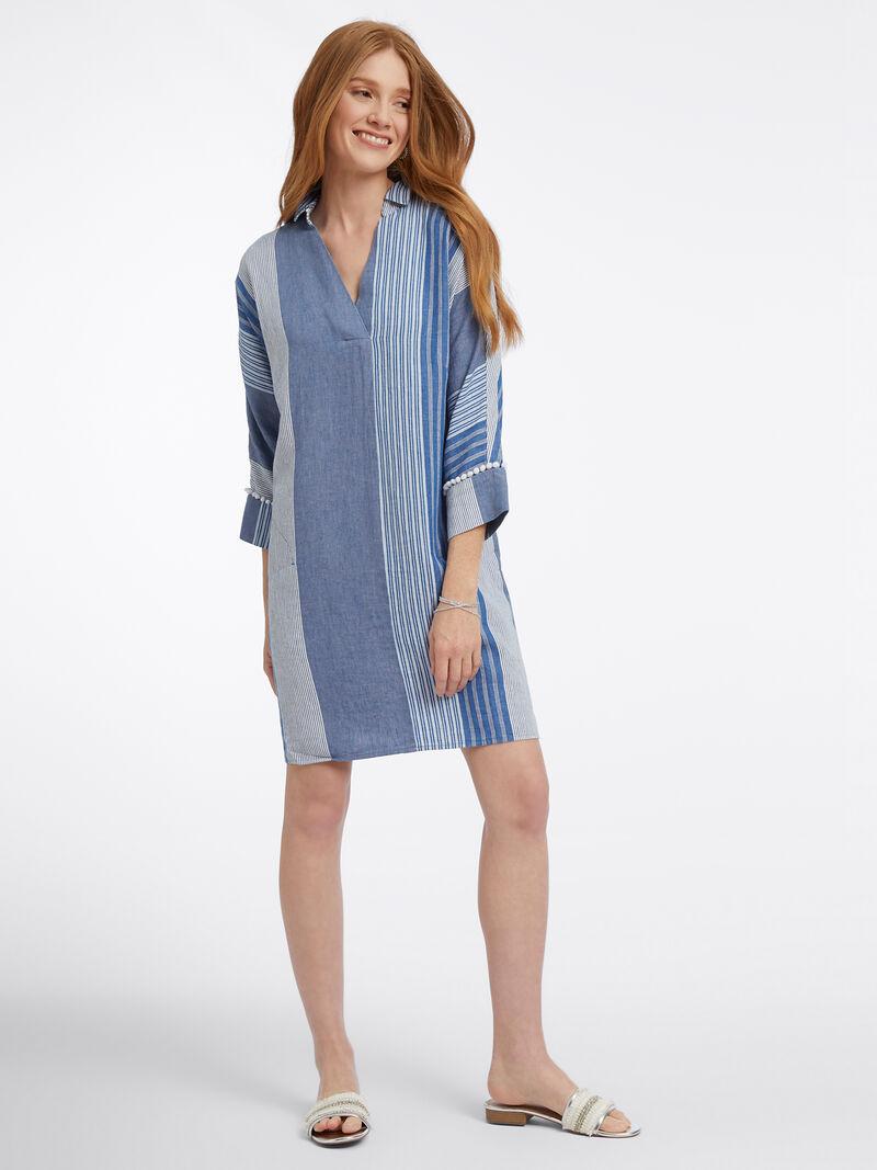 Fiji Linen Dress