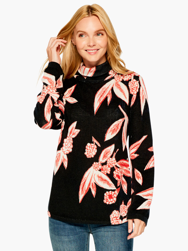 Blooming Tundra Sweater