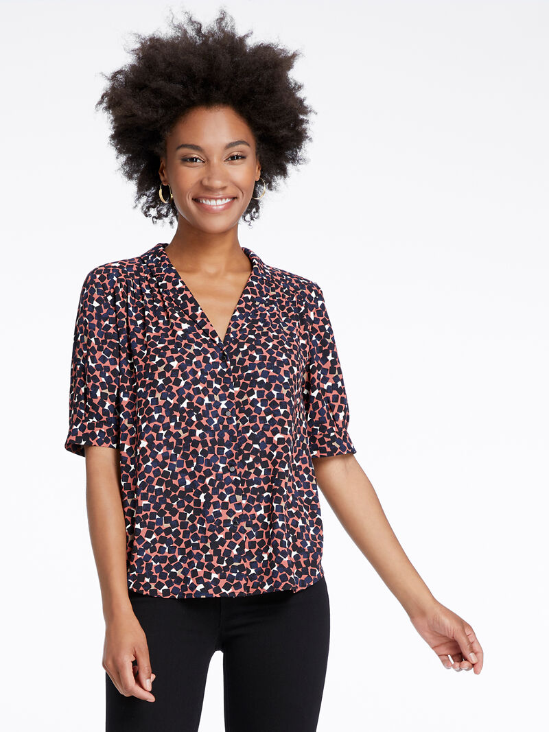 Mover And Shaker Blouse