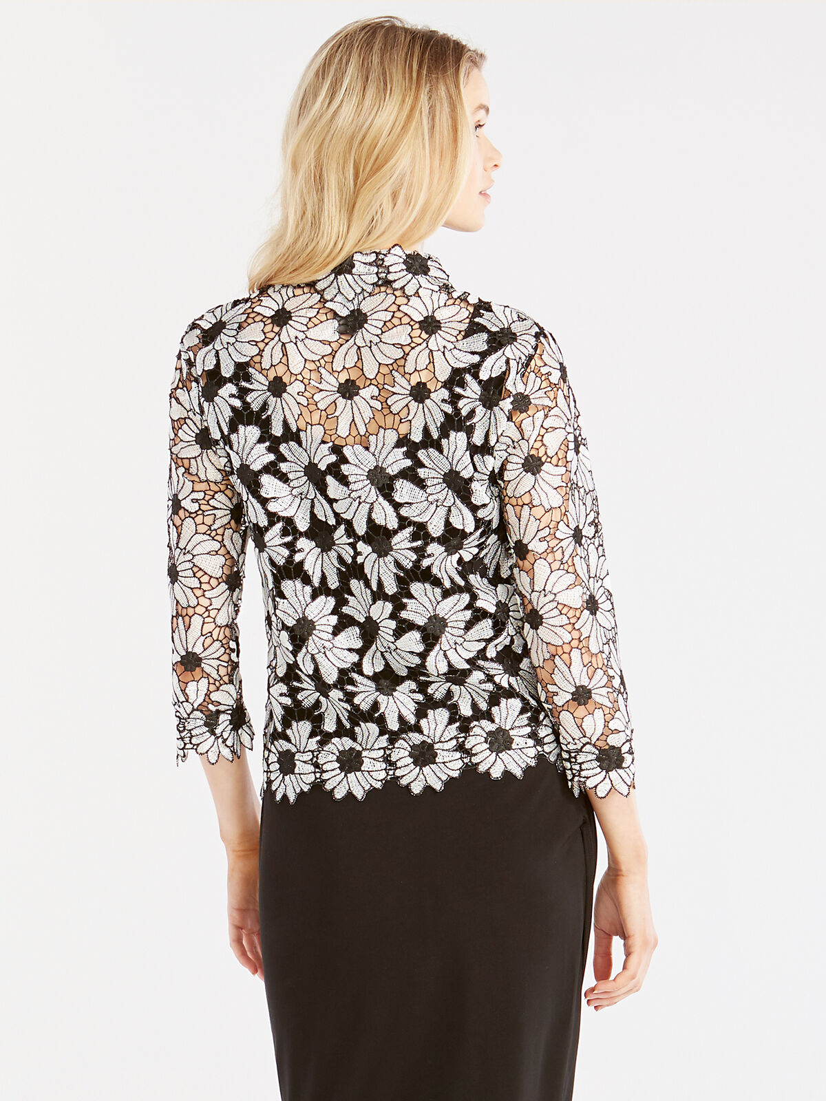 Cosmos Lace Jacket