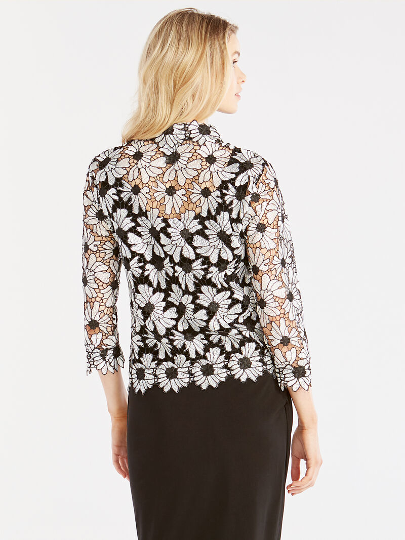 Cosmos Lace Jacket image number 2