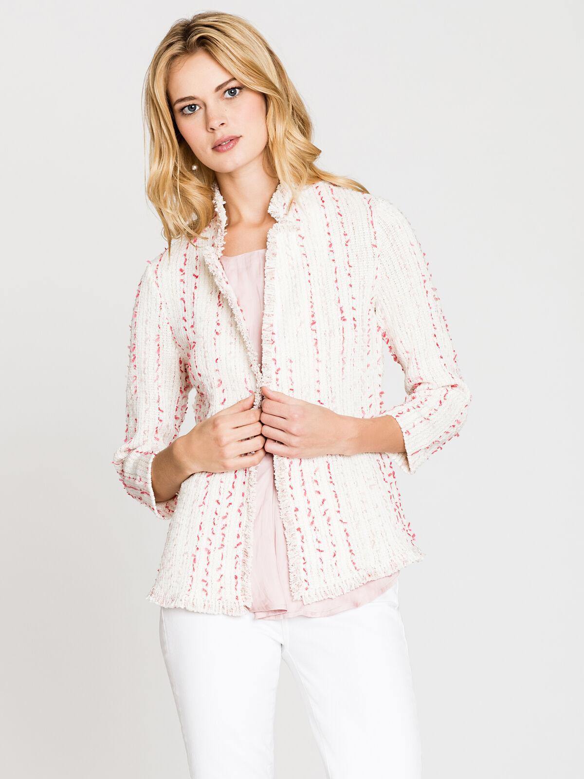 Spring Fringe Jacket