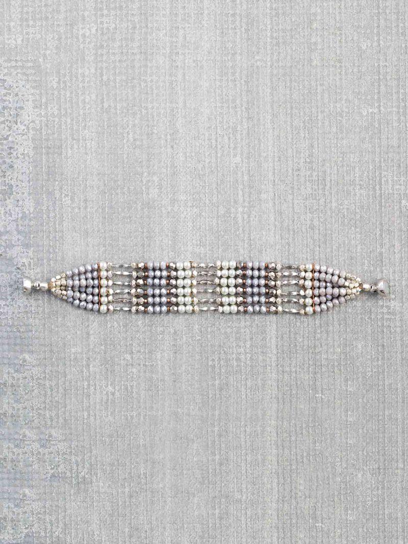 Nakamol Multi Strand Beaded Bracelet image number 1