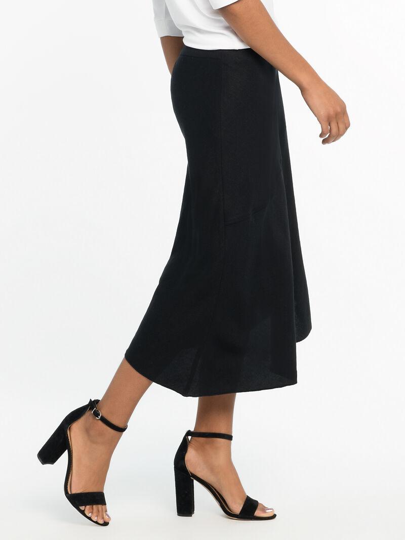 In Season Linen Skirt image number 2