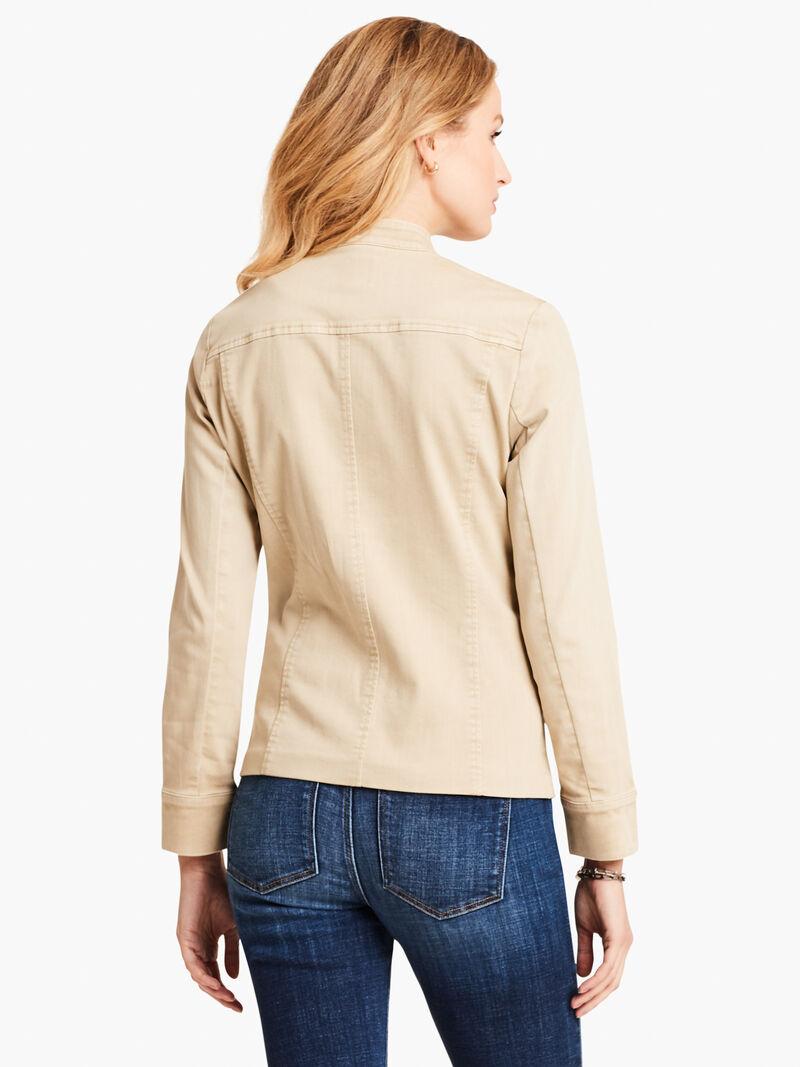 Denim Safari Jacket image number 2