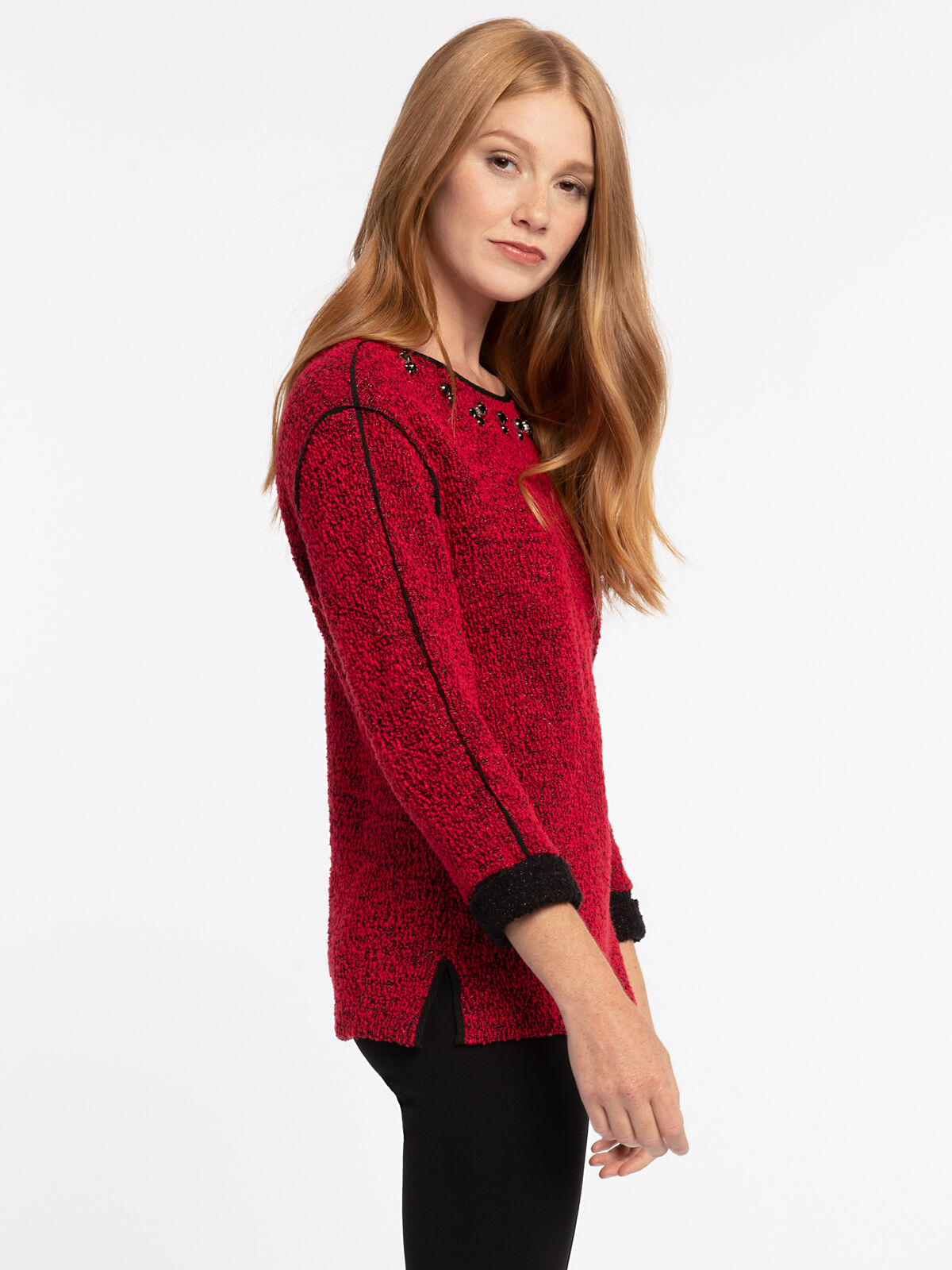 Jewel Dusted Sweater