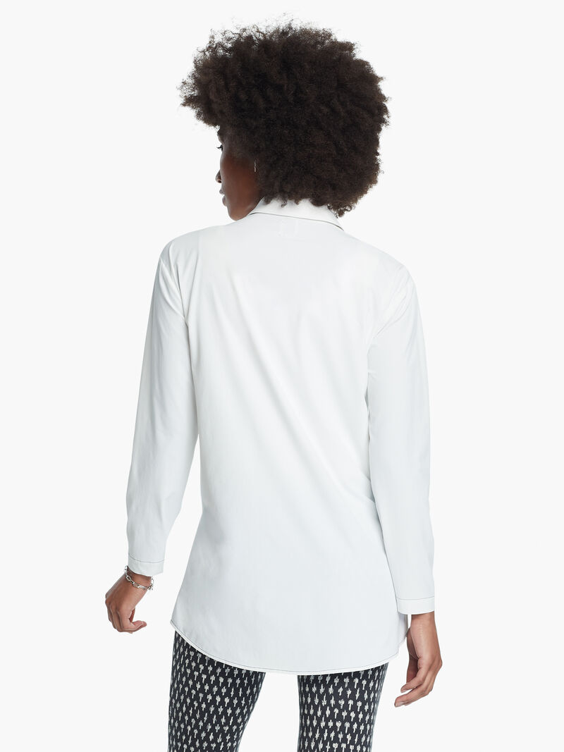 Tech Stretch Seam Detail Shirt image number 2