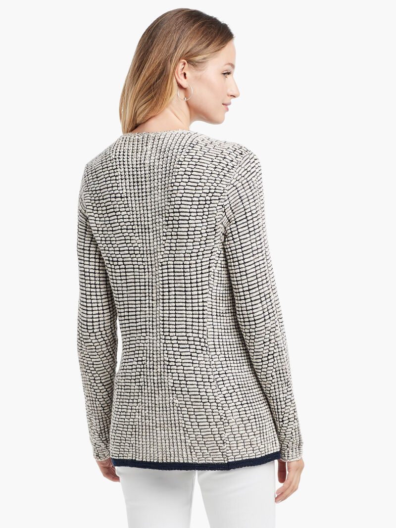 Textured Knit Jacket image number 2