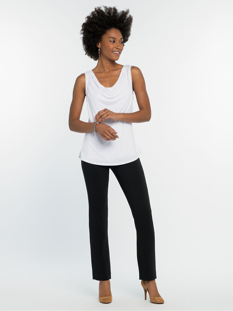 High Twist Drape Tank image number 3