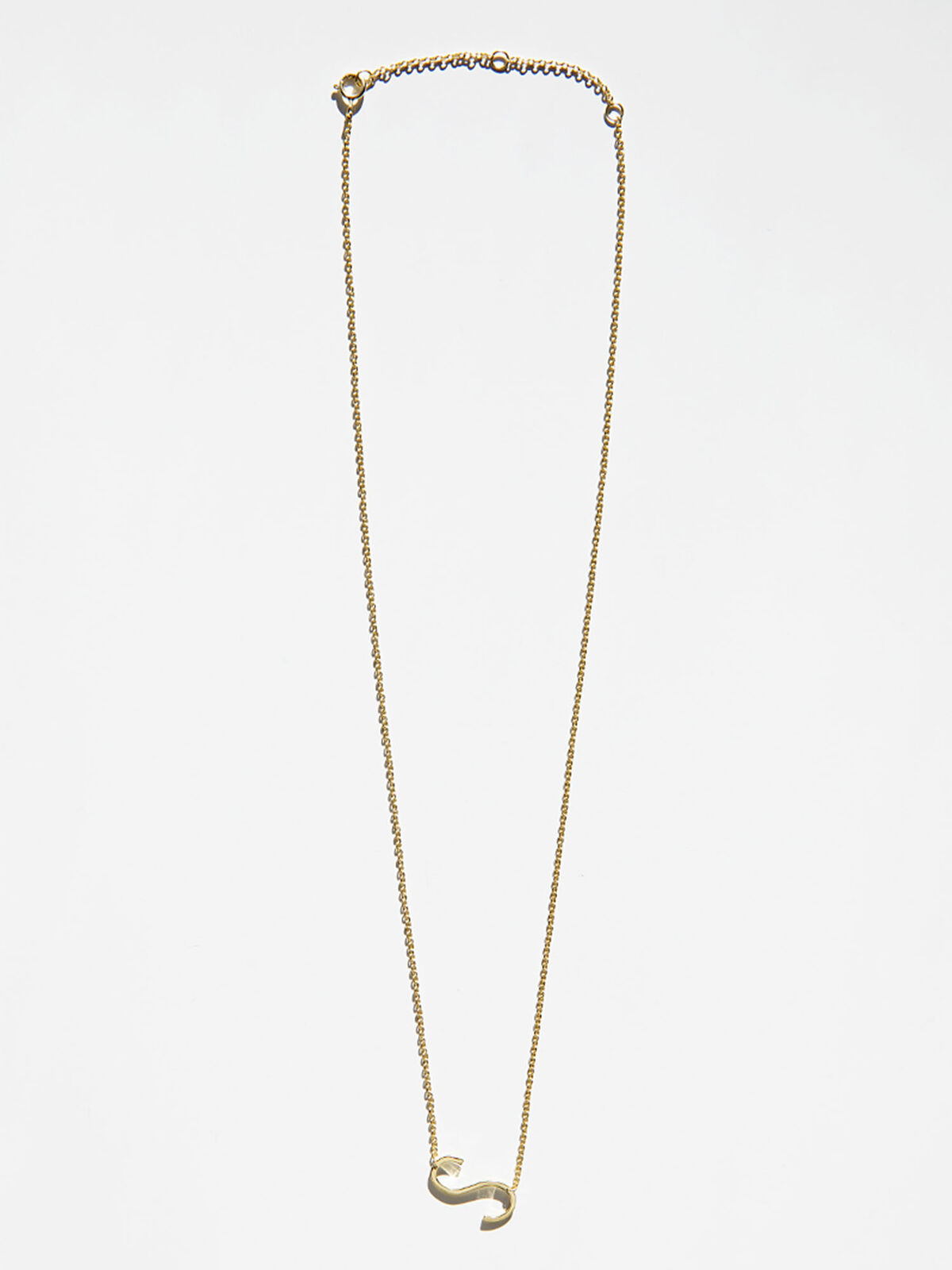Marlyn Schiff Initial Necklace