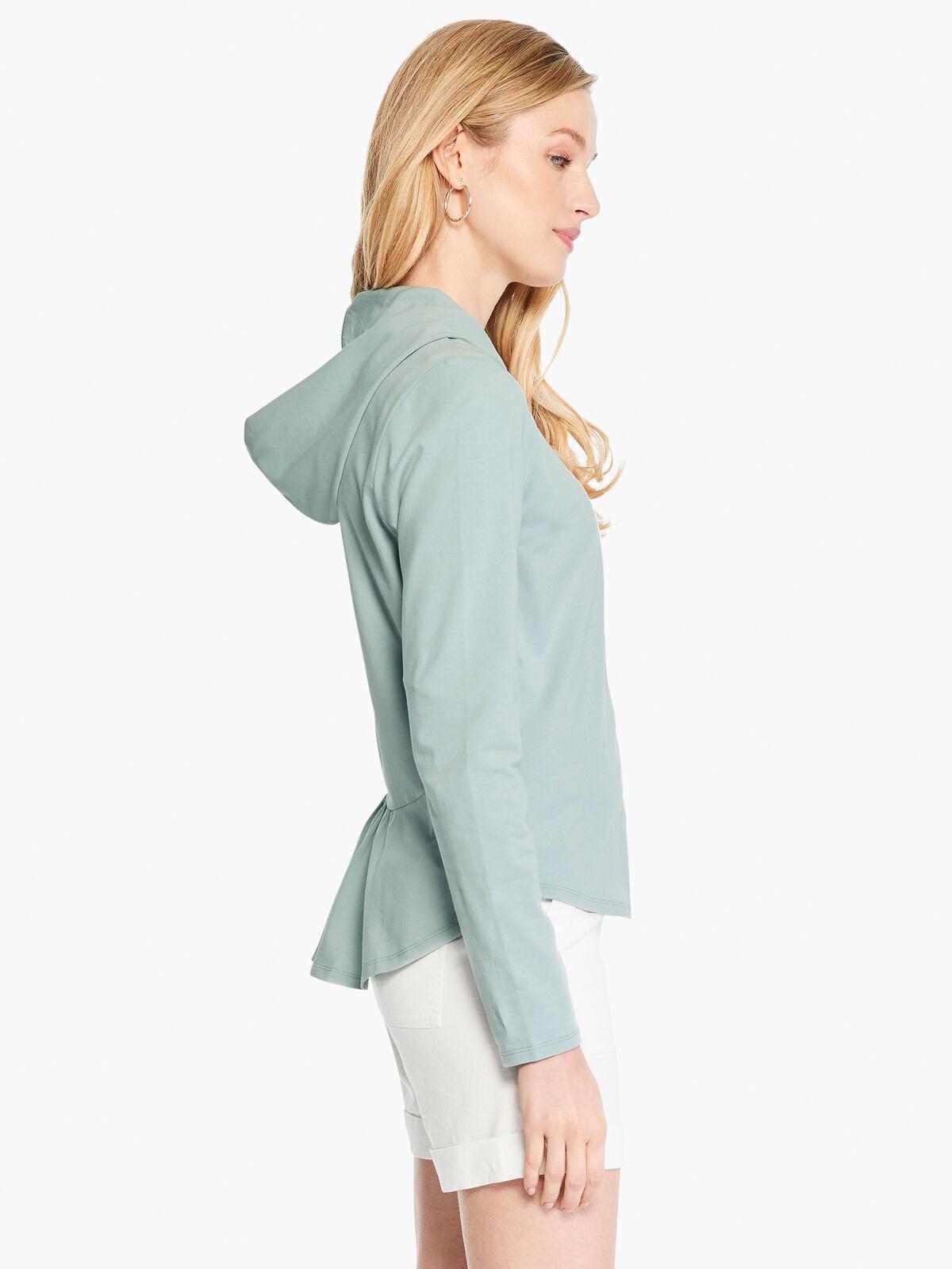 Ruffled Up Perfect Knit Jacket
