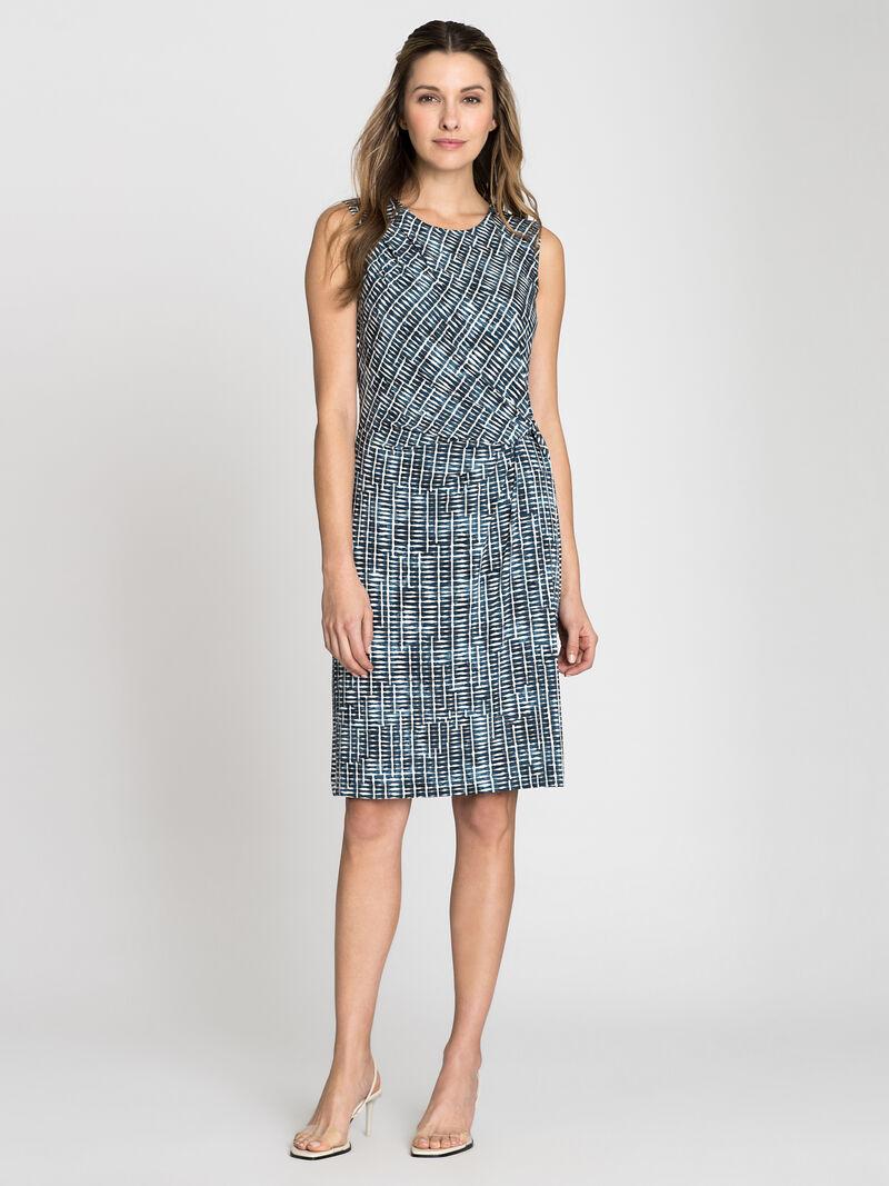 Lattice Twist Dress