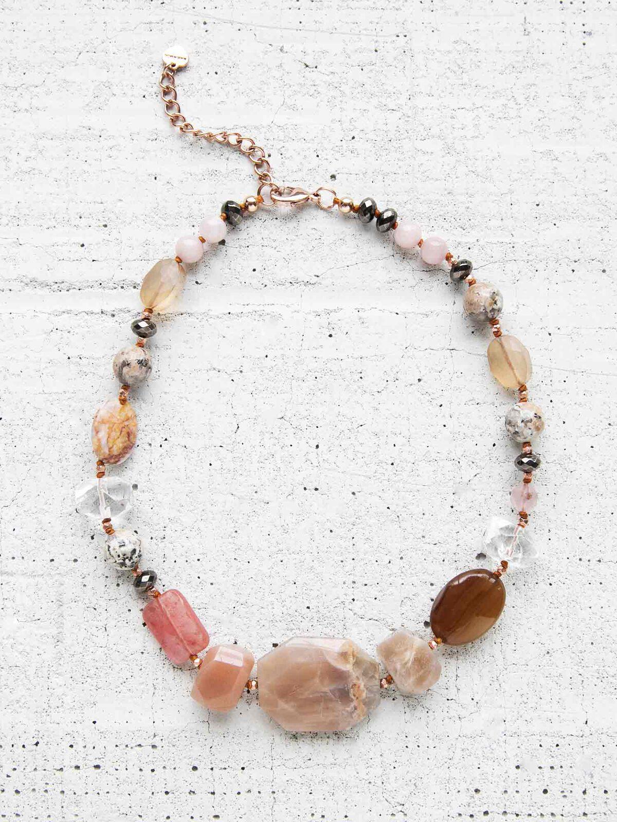 Nakamol Stone Necklace