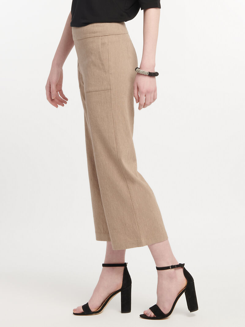 Here Or There Crop Pant image number 2