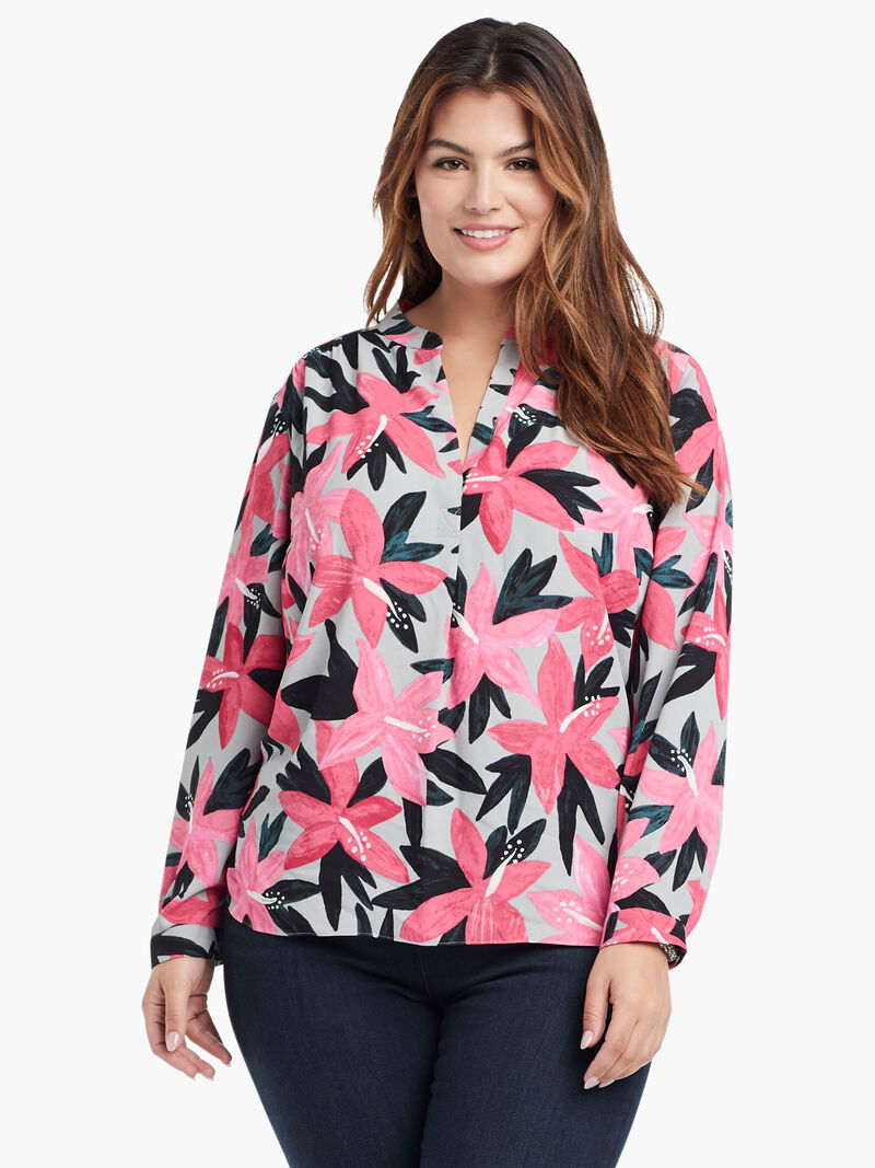 Poinsettia Blouse image number 0