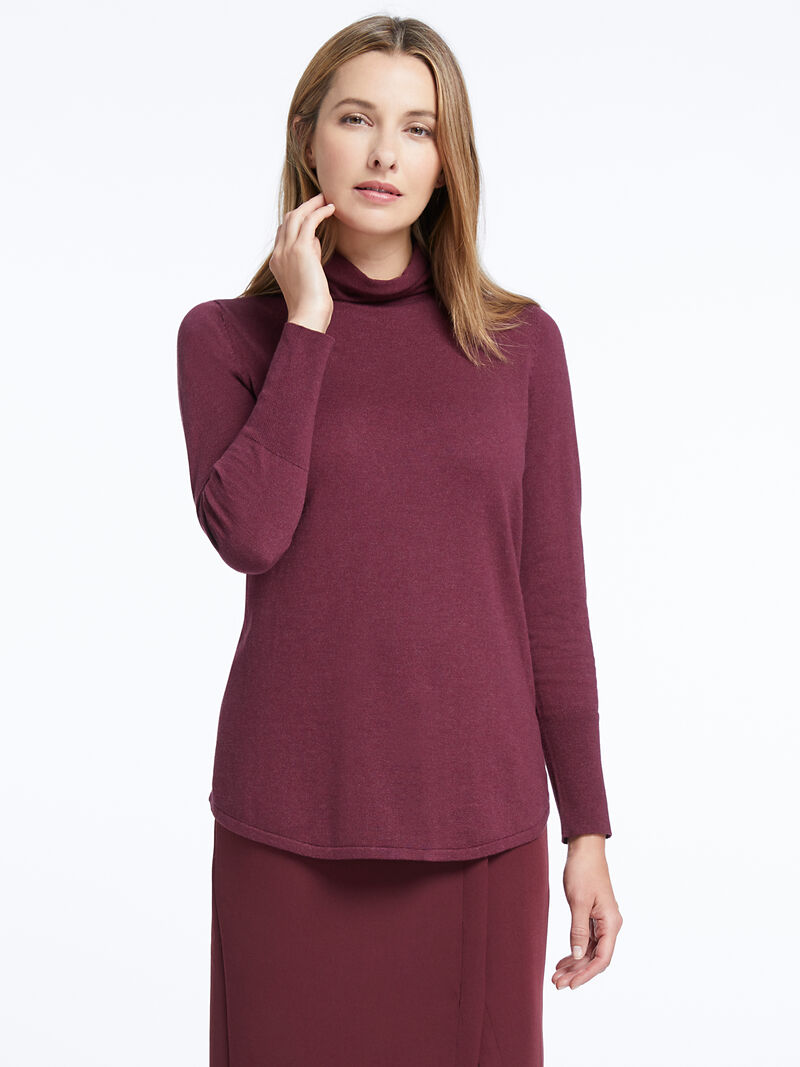 It Item Turtleneck Sweater