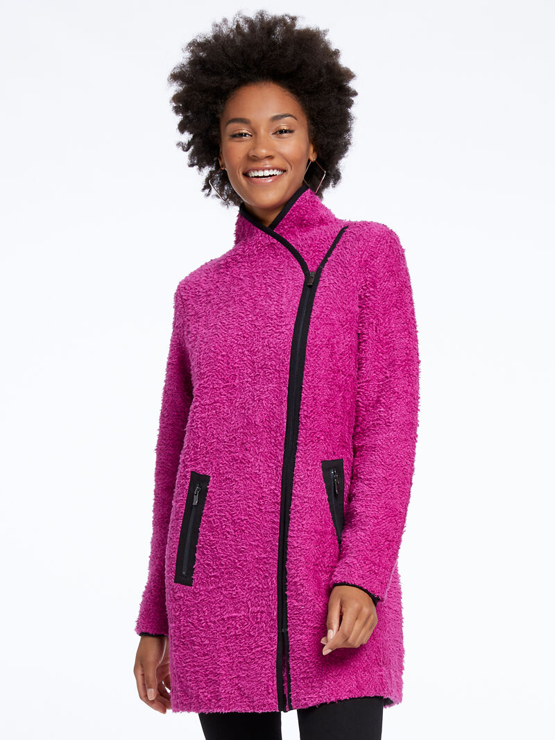 Pretty In Pink Coat image number 0