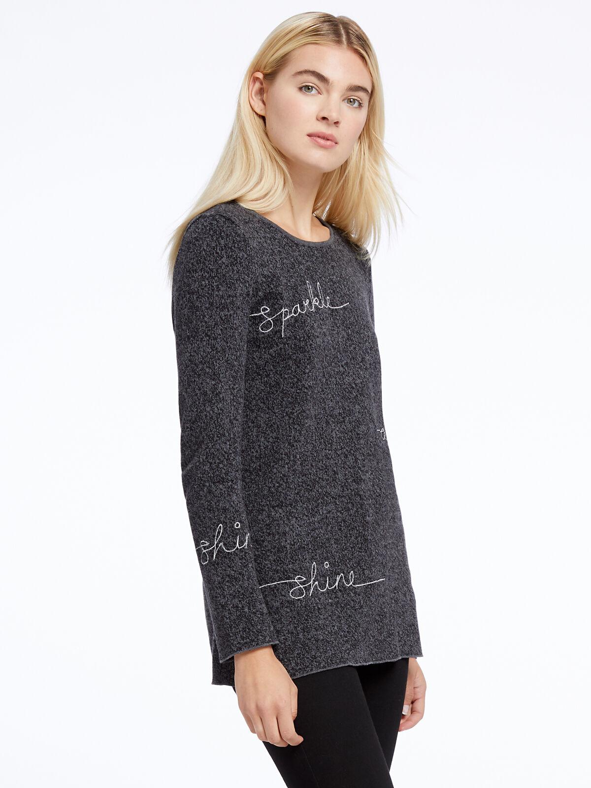 Script Sweater