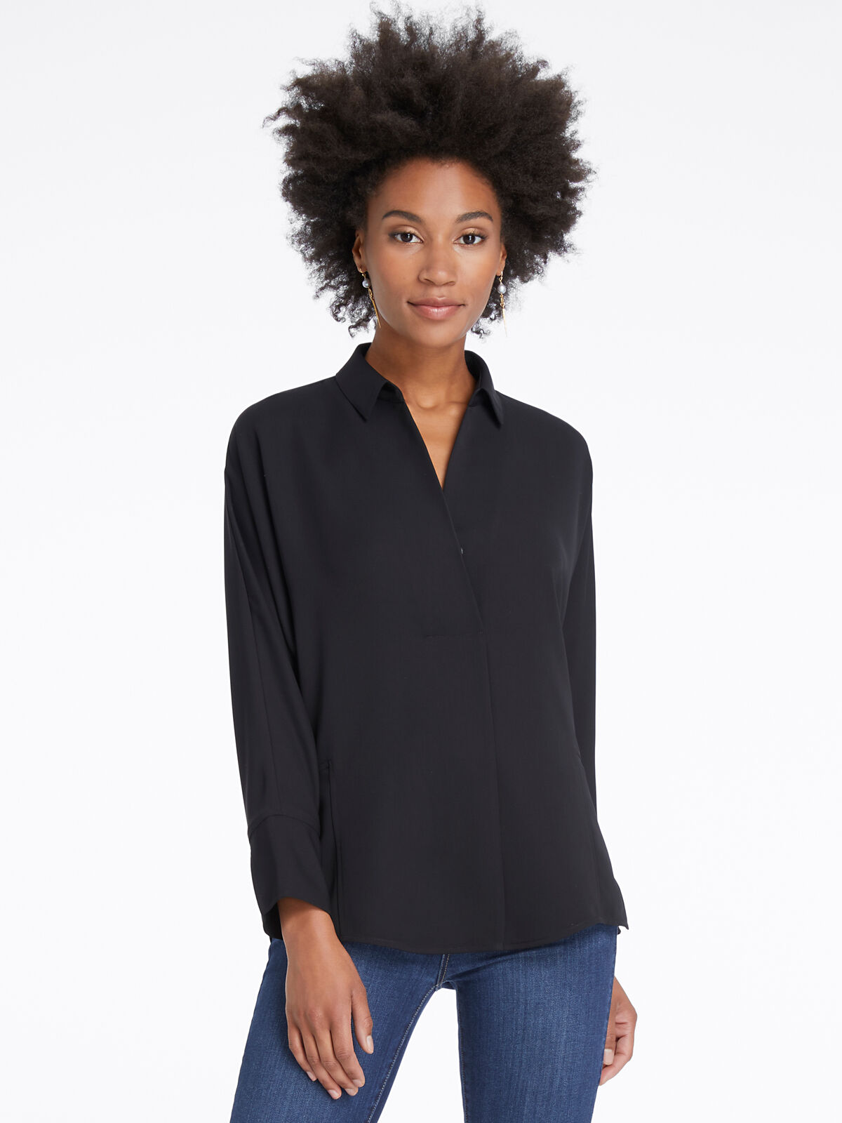 Flowing Ease Blouse