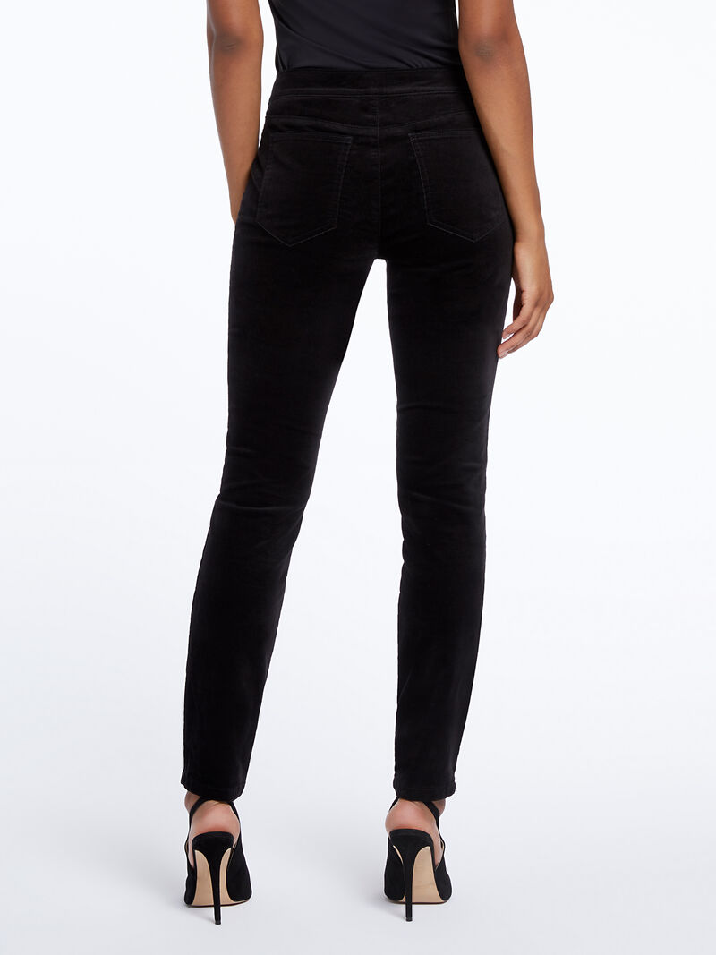 Stretch Velvet Pant image number 3